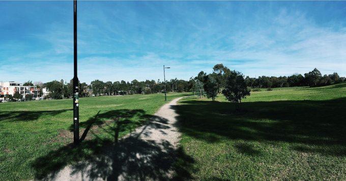 オーストラリアの公園の抜けがスゴイ