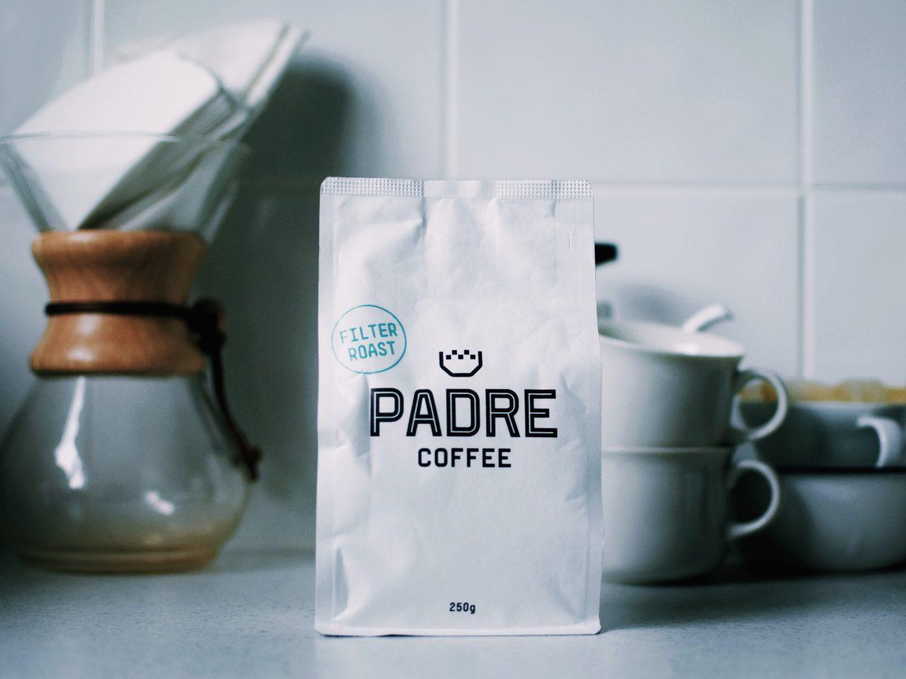 PADORE浅煎りコーヒーブレンド