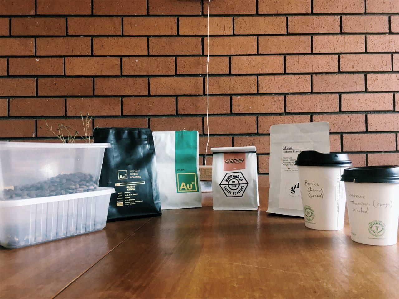 メルボルンのローカルロースターのコーヒー豆10種類